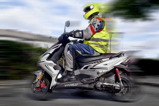 Körkort för AM - Moped