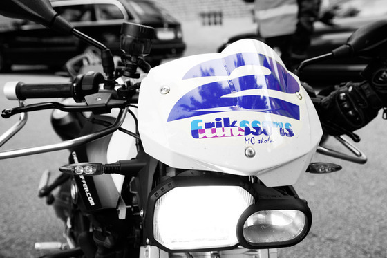 Motorcykel Erikssons
